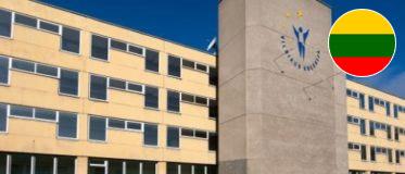 Vilnius University of AS